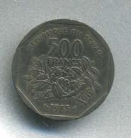 500 Francs, TCHAD - Tsjaad
