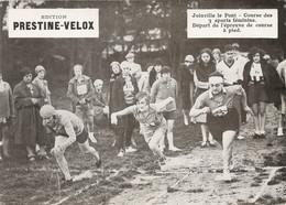 Photo Joinville Le Pont Course Des 3 Sports Feminins Depart  Course A Pied - Leichtathletik
