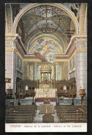 CPA Cuba Habana Interior De La Catedral - Interior Of The Cathedral - Cuba