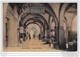 82)  MONTAUBAN -  Les Couverts - (animation - Café Restaurant - Carte Toilée) - Montauban