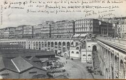 ALGER - Les Oudis Et Le Boulevard - Algeri