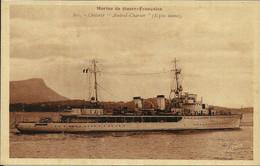 """Marine De Guerre Française , Croiseur """" Amiral Charner """" ( 8500 Tonnes ) - Guerra"""