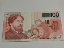 Belgique, 100 Francs 1995. Tb+++ - 100 Francs