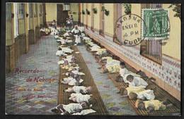 CPA Cuba Recuerdo De Habana Casa De Asilo - Orphan Asylum - Cuba
