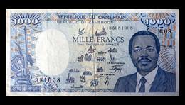 # # # Banknote Kamerun (Cameroun) 1.000 Francs UNC 1990 # # # - Cameroon
