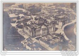 Berlin - Flieger - Aufnahme - Reichstagsgebaude - Ohne Zuordnung