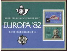 Année 1982 - LX71** (COB 2048/49) Europa 1982 Cote 100,00 €  ! LOT 327 - Luxevelletjes