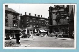 CP Angleterre - Market Square Hanley - Stoke-on-Trent