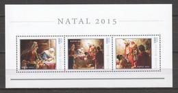 Guine Bissau 2015 - MNH Sheet (5) CHRISTMAS (*) - Noël