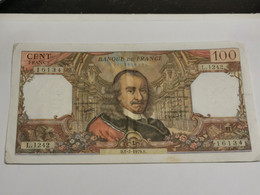 France, 100 Francs Corneille 1979 - 1962-1997 ''Francs''