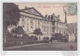 80) Amiens.- La Cour D ' Appel - Amiens