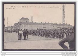 80) La Guerre 1914 - 15 - 16 - Amiens (Somme)  Entrée Des Troupes Allemandes - (ww1 - Militaires) - Amiens