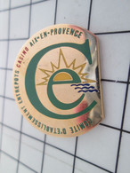 1920 Pin's Pins / Rare & De Belle Qualité !!! THEME MARQUES / COMITE D'ETABLISSEMENT ENTREPOTS CASINO AIX-EN-PROVENCE - Marques