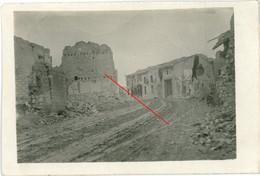 Carte Photo.51(MARNE)Saint Souplet Sur Py.canton BEINE NAUROY.  3-16.Soldats Allemande Guerre 14-18.WWI - Non Classificati