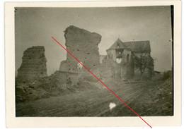 Carte Photo.51(MARNE)Saint Souplet Sur Py.canton BEINE NAUROY. Chamapgne 4-16.Soldats Allemande Guerre 14-18.WWI - Non Classificati