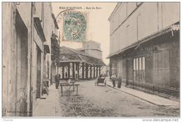 K24- 47)  MAS D'AGENAIS - RUE DU BOIS   - (ANIMÉE) - Other Municipalities