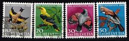 Schweiz 1969,Michel# 914 - 917 O Pro Juventute - Gebruikt