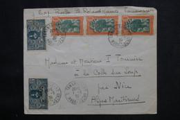 MADAGASCAR - Enveloppe De Tananarive Pour La France En 1939 - L 73006 - Storia Postale