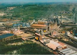 N°6511 R -cpsm Dombasle Sur Meurthe -l'usine Solvay- - Sonstige Gemeinden