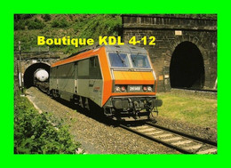 RU 0381 - Train - Loco BB 26149 Sortant Du Tunnel De Hofmühl - GARREBOURG - Moselle - SNCF - Other Municipalities