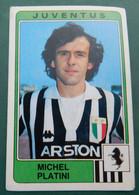 MICHEL PLATINI ( Juventus )  #  Figurina  # Album Figurine Panini  1984/85 N. 146 - Trading Cards