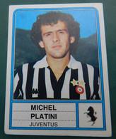 MICHEL PLATINI ( Juventus )  #  Figurina  # Album Figurine Panini  1983/84 N. 117 - Trading Cards