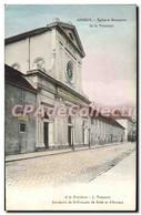 CPA Annecy Eglise Et Monastere De La Visitation - Annecy