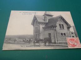 VILLERS-devant-ORVAL Gare Du Tram Stoomtram Vicinal. Edit: Duparque De Florenville. Postée 1910. Prés Gérouville Et Izel - Sonstige