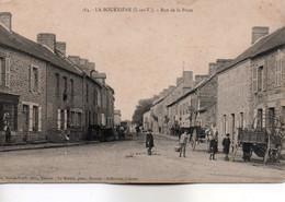 La  Bouêxière -   I. Et. V.  Rue  De  La  Poste. - Other Municipalities