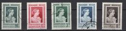Belgique: 1951. COB : 863/67, Oblitéré(s). - Used Stamps