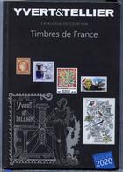 Catalogue De Cotation Yvert&Tellier ''Timbres De France'' Année 2020 (NEUF) - Sonstige