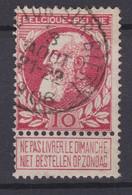 N° 74 ERMETON SUR BIERT COBA +8.00 - 1905 Grosse Barbe