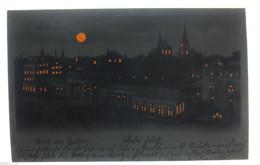 """""""Gruß Aus Aachen, Elisenbrunnen"""" 1901, Halt Gegen Das Licht ♥  - Altri"""