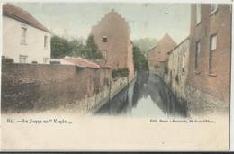 """Halle - Hal - La Senne Au """"Vondel"""" (ingekleurd) - Halle"""