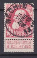 N° 74  NECHIN  COBA +8.00 - 1905 Grosse Barbe