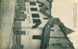 14397 - P De Dome - SAINT SATURNIN :   HOTEL Et EPICERIE  CHANIER-MAGAUD   .RARE - Altri Comuni