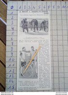 1903 VÉLODROME D'AMIENS - VÉLOCE-CLUB - MATCH JACQUELIN - JENKINS - PIARD - Altri