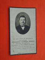 Adolphe Brys - Verstraete Geboren Te Oostende 1884  En Overleden Te Oostende 1935   (2scans) - Godsdienst & Esoterisme