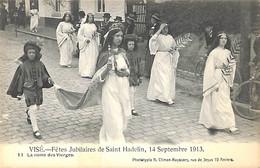Visé - Fêtes Jubilaires 1913 - Phototypie Climan-Ruyssers Animée (prix Fixe) - Visé