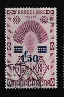 MADAGASCAR YT 287 Oblitéré - Gebraucht