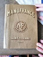 Manufrance, St Etienne, Loire, 536 Pages, 1952, 25 X 18 Cm. - Publicidad