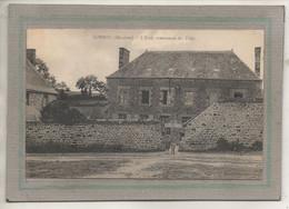 CPA - (53) GORRON - Aspect De L'Ecole Communale Des Filles En 1943 - Gorron