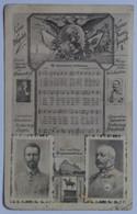 23 Franz Joseph Josef I Kaiser 1914 Emperor Generals War Minister Hymn War Ministry Radetzky Monument - Case Reali