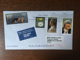 ETATS UNIS MERE THERESA ANNA JULIA COOPER - Lettres & Documents