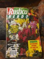 Rustica. 1991. N° 1131 Les Legumes Anciens Au Gout Du Jour - Garden