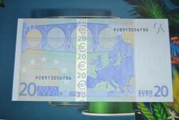 20 EURO NETHERLANDS R015 C4 - P28913056786 - UNC NEUF FDS - 20 Euro