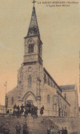 LA ROCHE BERNARD ( Morbihan ) L'Eglise Saint Michel - La Roche-Bernard