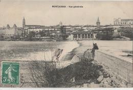 L4-82) MONTAUBAN - VUE GENERALE - Montauban