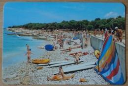 Poreč Kroatien Naturist Solaris Nudist Beach FKK - Croatia