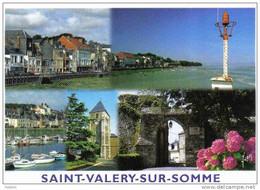 .carte Postale 80. Saint-Valéry-sur-Somme    Trés Beau Plan - Saint Valery Sur Somme